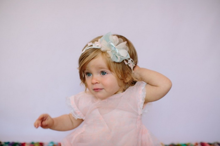 light-blue1 50 Gorgeous Kids Hair Accessories and Hairstyles