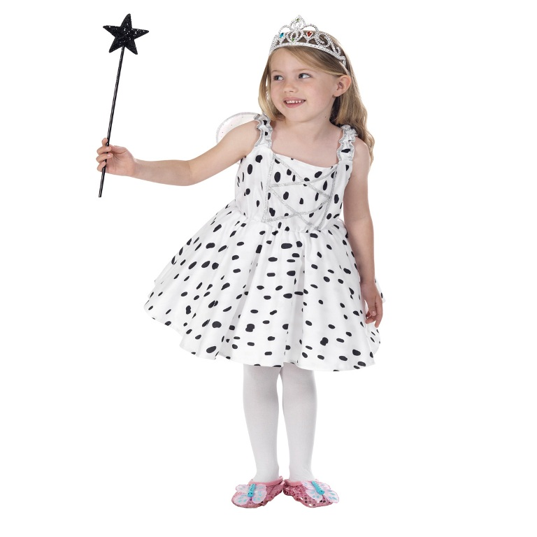 little-girls-fairy-fancy-dress-party-costume Most Stylish and Awesome Party Clothing for Girls