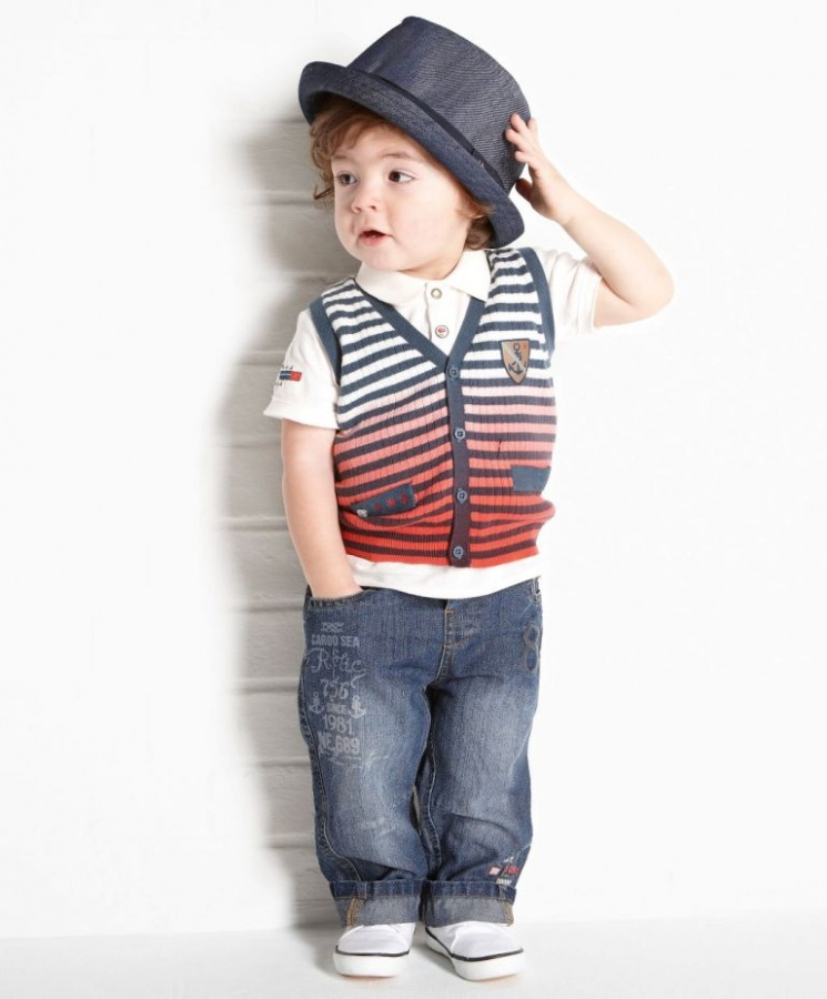 little-kid1 Most Stylish American Kids Clothing