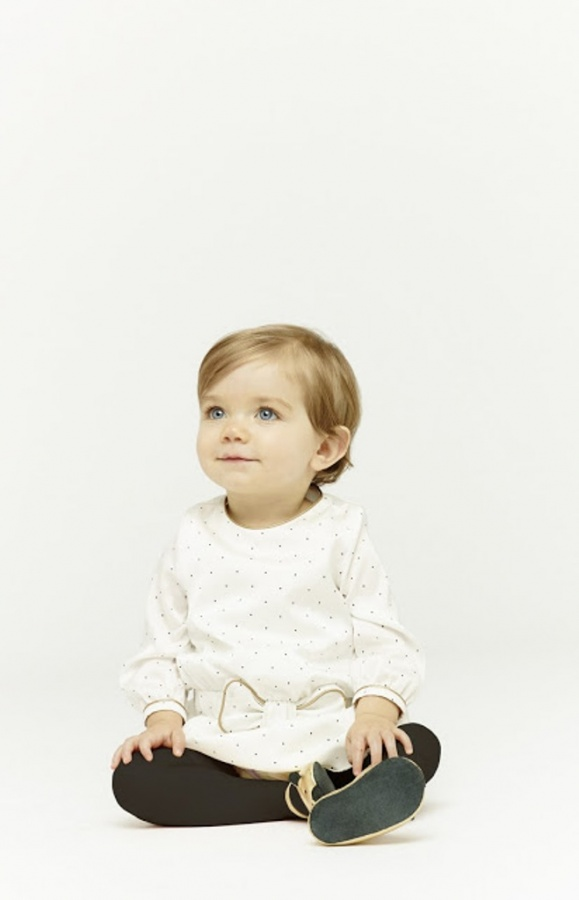 little-marc-jacobs-fall-winter-2013 TOP 10 Stylish Baby Girls Shoes Fashion