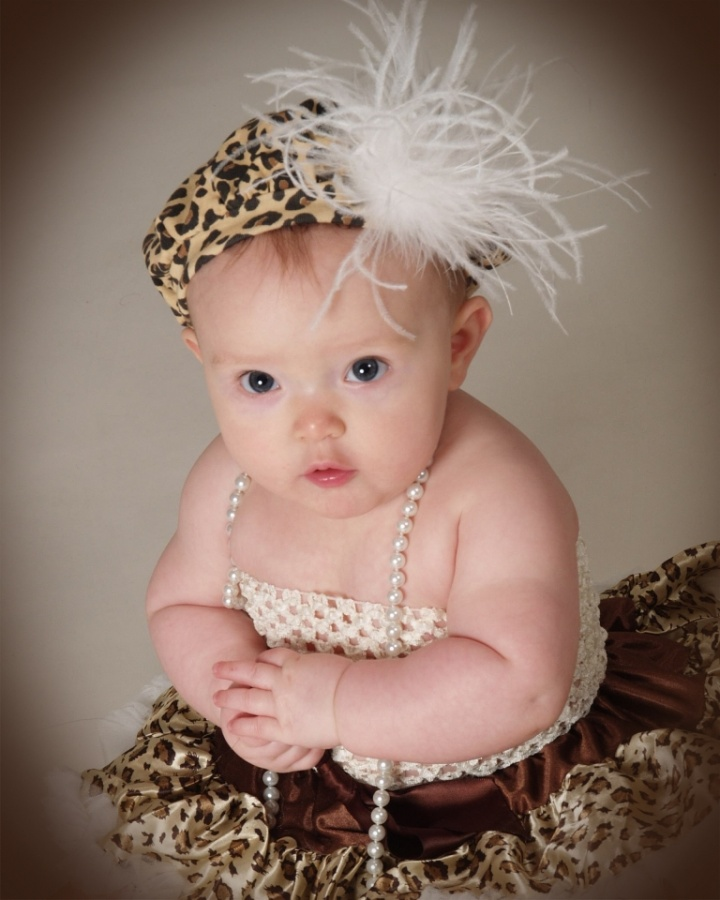 little 50 Gorgeous Kids Hair Accessories and Hairstyles