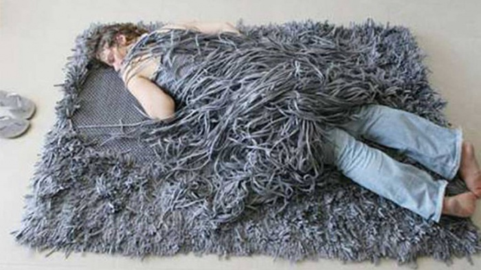 long-fibers Exotic and Creative Carpet Designs for Your Unique Home