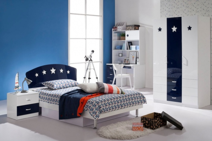 lovely-children-bedrooms 11 Tips on Mixing Antique and Modern Décor Styles