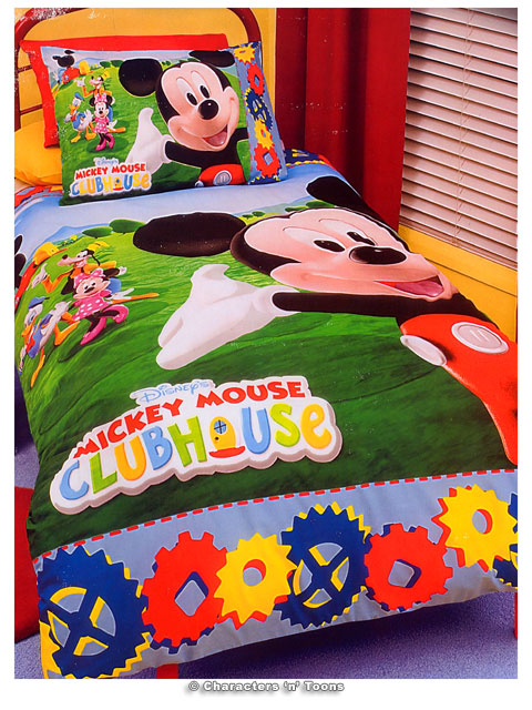 lrg_quiltcover-mickey2-close How To Find The Most Durable Bed Sheets For Kids?!