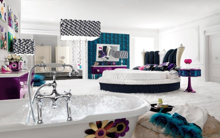 luxurious Fascinating and Stunning Designs for Children's Bedroom