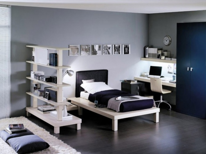 luxury-childrens-bedroom-ideas-children-bedroom-from-berloni Fascinating and Stunning Designs for Children's Bedroom