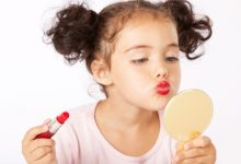 Photo of Latest Make Up Art For Kids