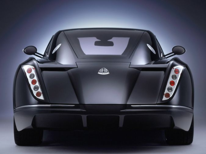 maybach-exelero-08 Top 10 Most Expensive Cars in the World