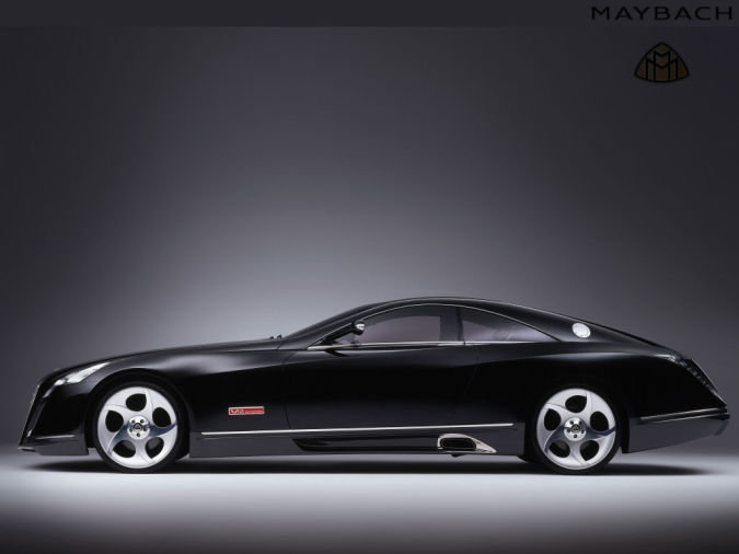 maybach_exelero Top 10 Most Expensive Cars in the World