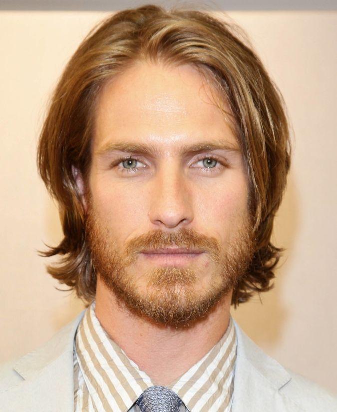 mens-long-hair Hairstyles For Men