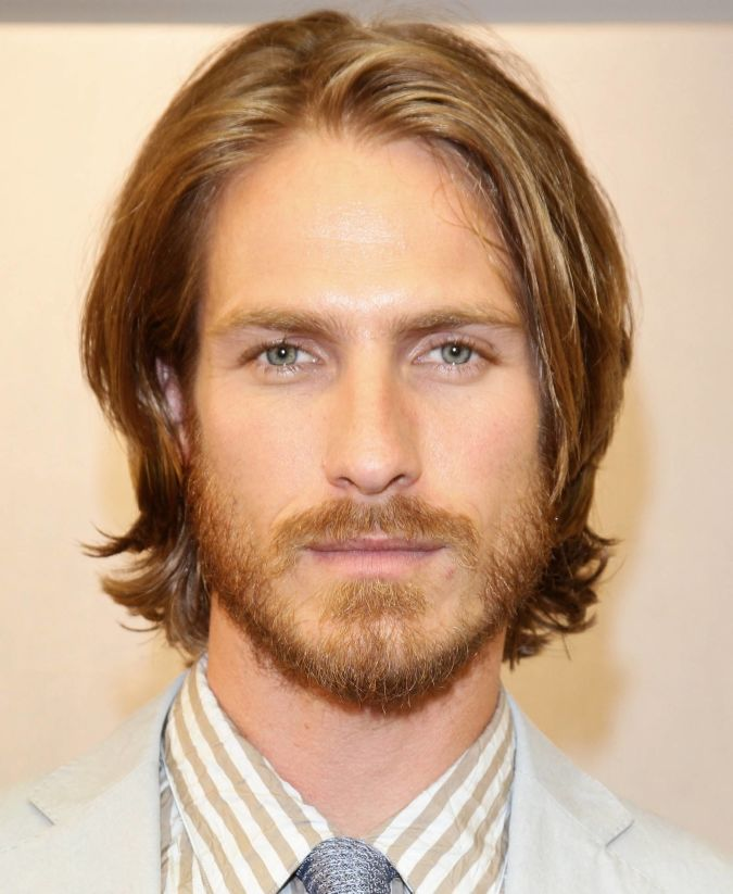mens-long-hair Hairstyles For Men