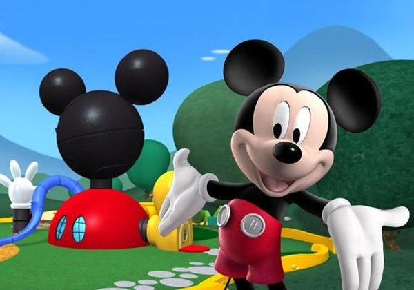 mickey-mouse-clubhouse Mickey Mouse Popular Cartoon Character