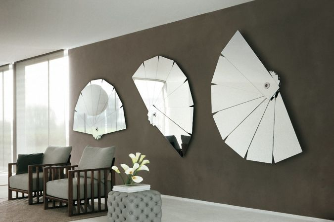 mirrors-for-living-room-wall Make a Big Difference In Your Home By Adding Mirrors