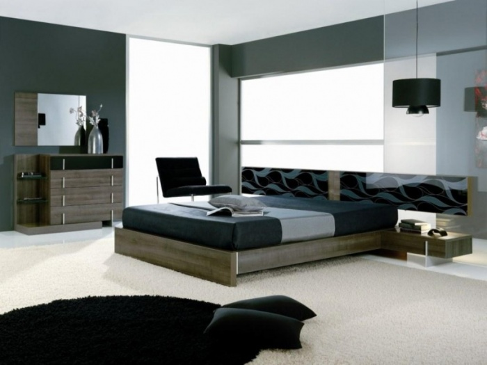 modern-bedroom-inspiration Fabulous and Breathtaking Bedroom Designs