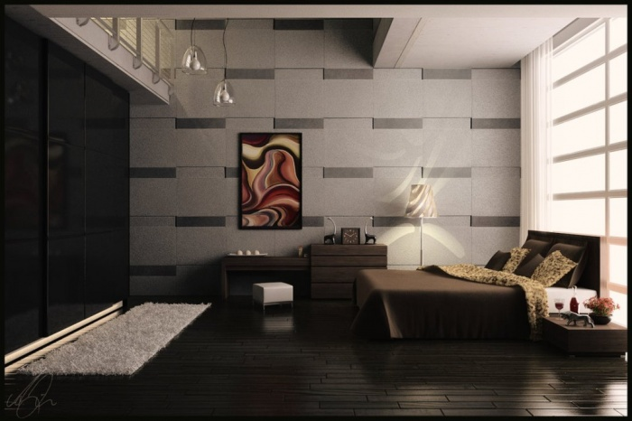 modern-bedroom Fabulous and Breathtaking Bedroom Designs