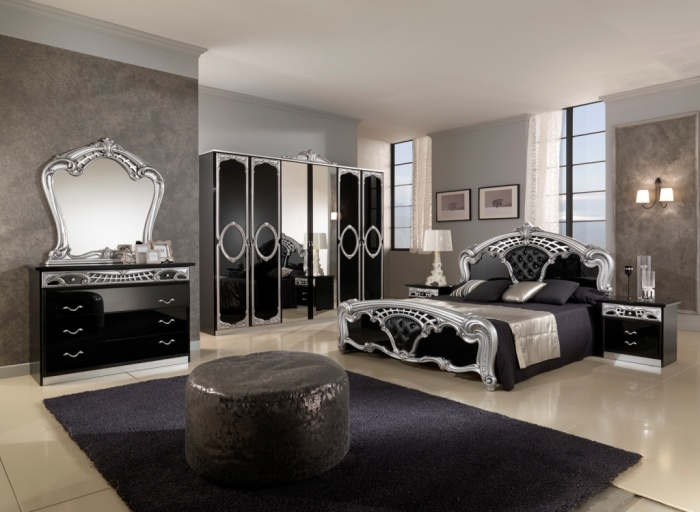 modern-bedrooms-design-furniture Fabulous and Breathtaking Bedroom Designs