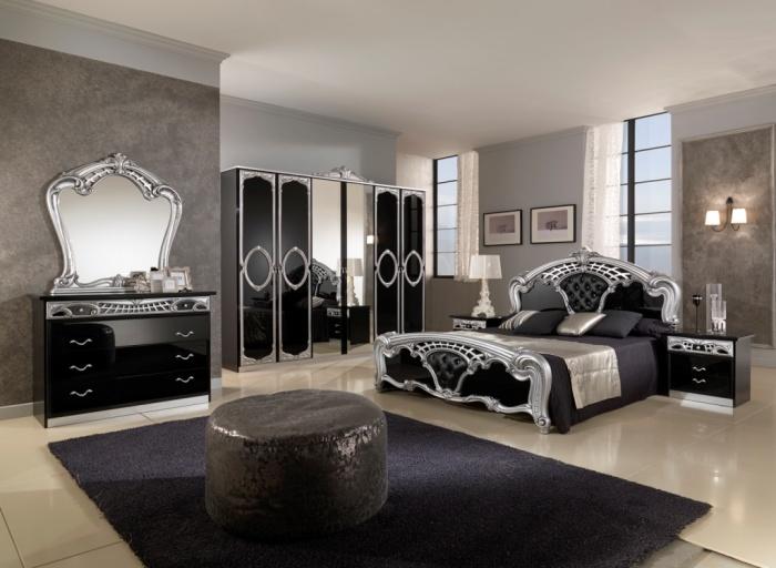 modern-bedrooms-design-furniture Fabulous and Breathtaking Bedroom Designs