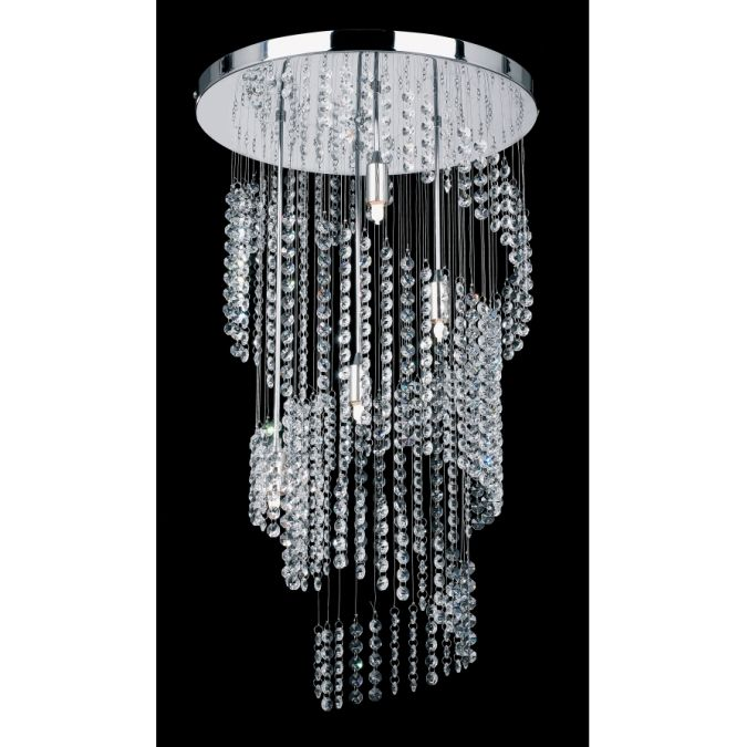 modern-crystal-chandelier Choosing The Perfect Chandelier