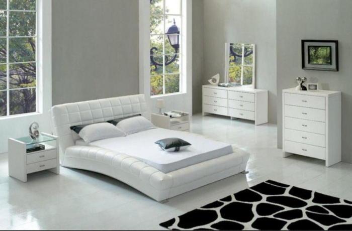modern Fabulous and Breathtaking Bedroom Designs