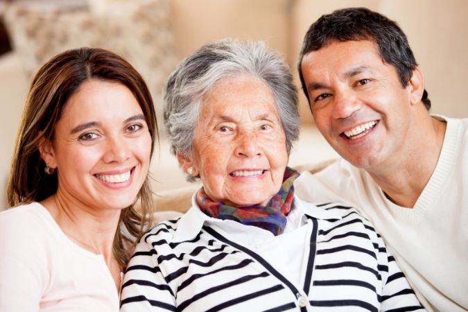 mother_in_law_shutterstock 10 Tips to Show You How to Deal with Your In-Laws Successfully