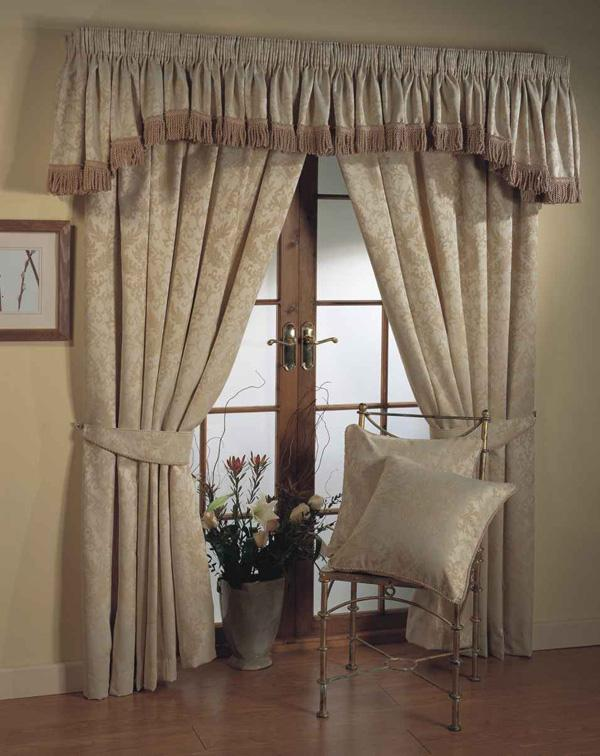 Curtain Design Ideas For Living Room: Curtains Have Great Power In Changing The Look Of Your