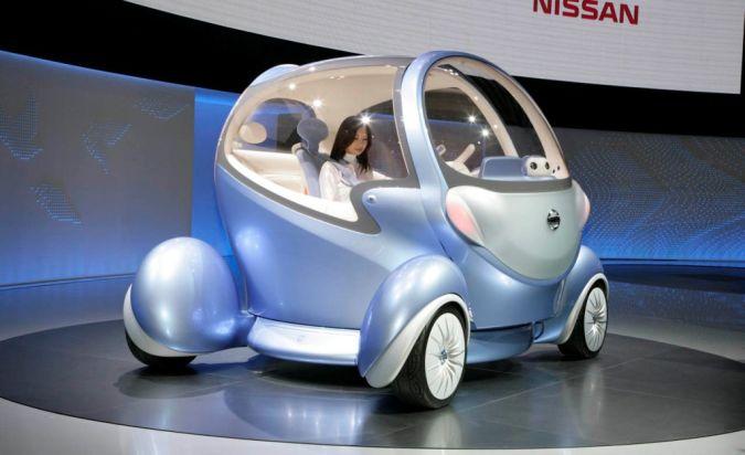 nissan-pivo-2 30 Creative and Breathtaking Car Design Ideas