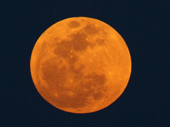 o-SUPERMOON-facebook The Night Sky Has Been illuminated By The Brighter And Bigger Supermoon