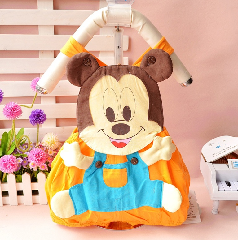 orange. Top 15 Cutest Baby Clothes for Summer