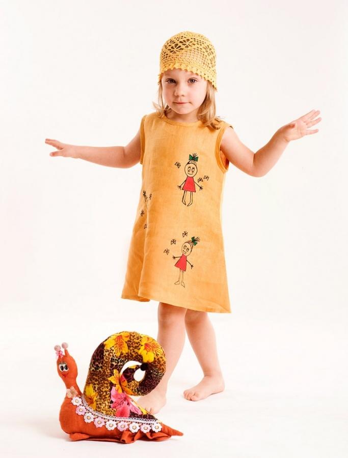 orange2 Most Stylish American Kids Clothing