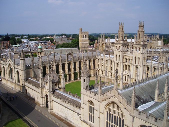 oxford The World's Top 10 Best Universities