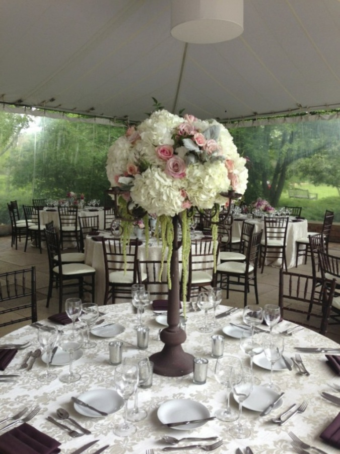 photo2 50 Fabulous and Breathtaking Wedding Centerpieces
