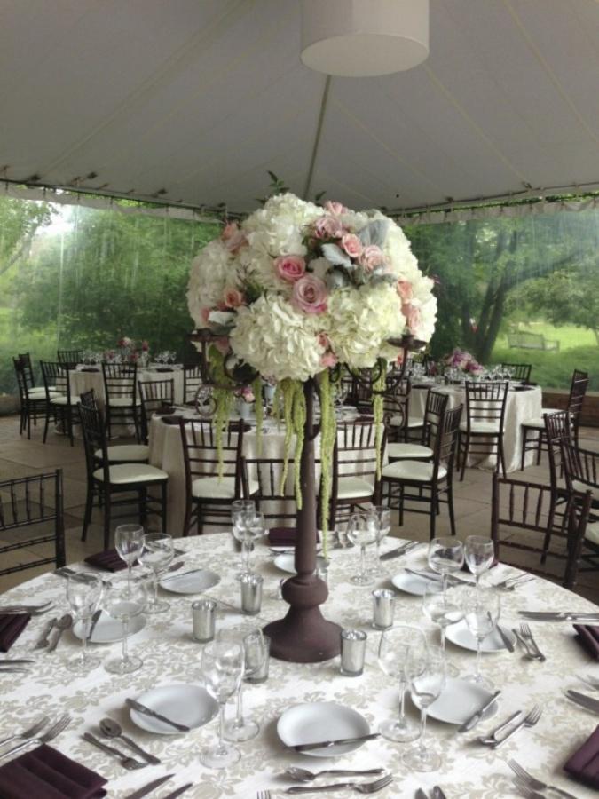 photo2 50 Fabulous and Breathtaking Wedding Centerpieces