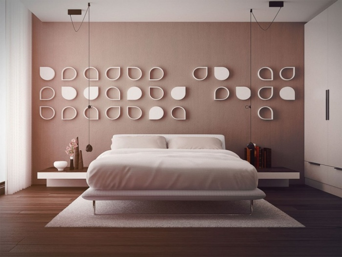 pink-bedroom-design Fabulous and Breathtaking Bedroom Designs