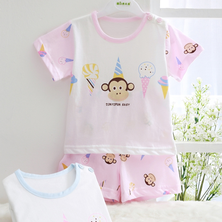 pink. Top 15 Cutest Baby Clothes for Summer