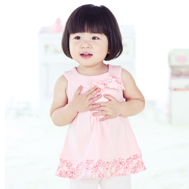 pink Top 15 Cutest Baby Clothes for Summer