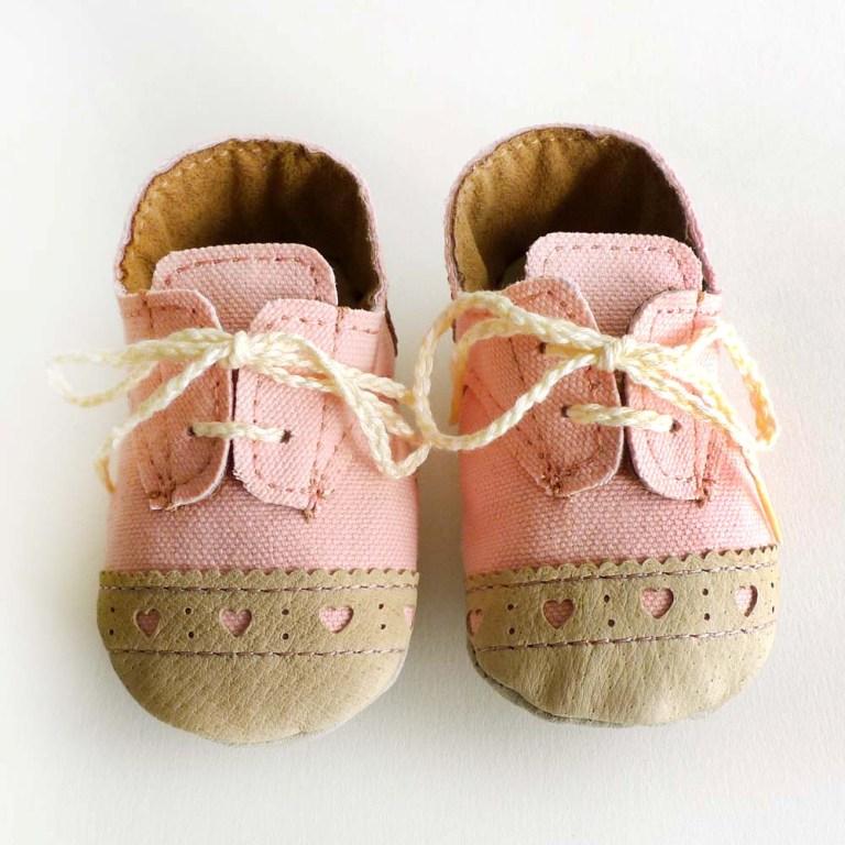 pink2 TOP 10 Stylish Baby Girls Shoes Fashion