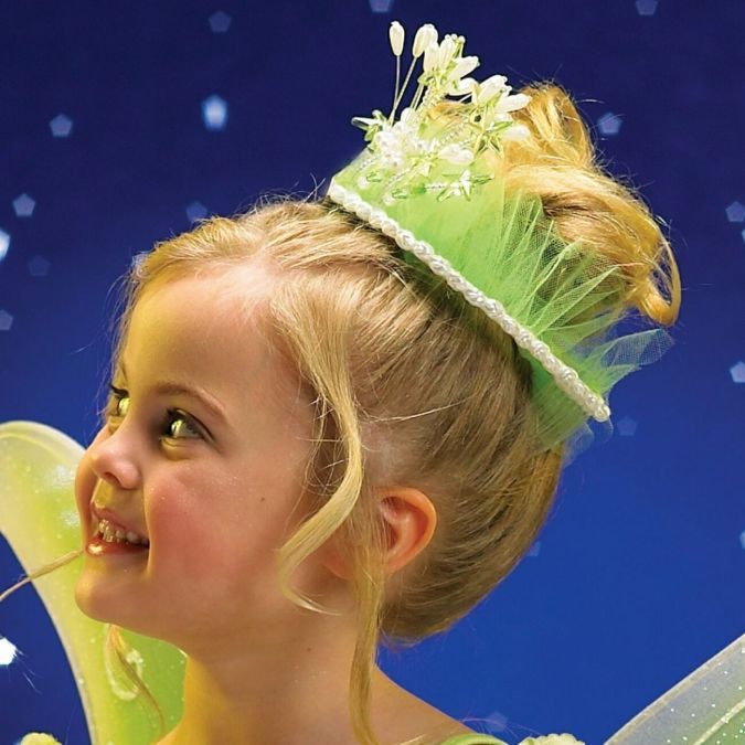 pixie-tiara-child Latest Make Up Art For Kids