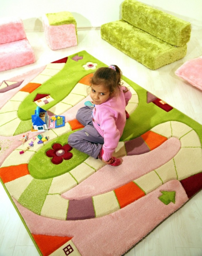 play_rugs Exotic and Creative Carpet Designs for Your Unique Home