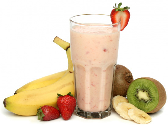protien_shake Smoothie Drink Is Very Healthy And Delicious With Low Calories