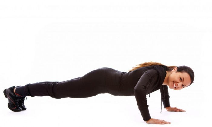 pushup How to Benefit from Low Impact Exercises