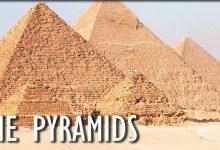 Photo of Egyptian Pyramids Architecture