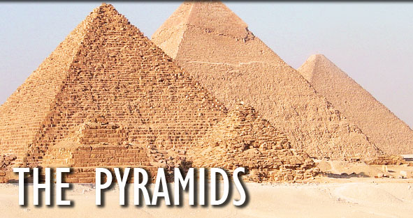 Photo of Egyptian Pyramids Architecture