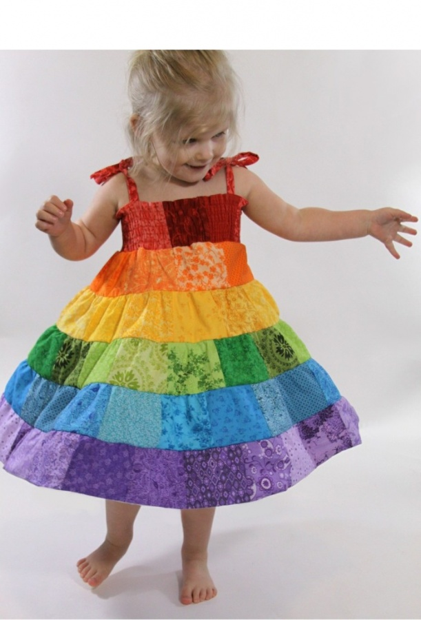 rainbow Gorgeous Rainbow Kids Clothing