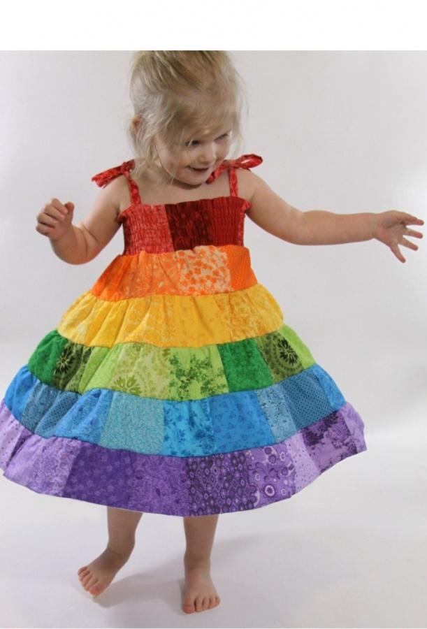 rainbow Gorgeous Rainbow Kids Clothing