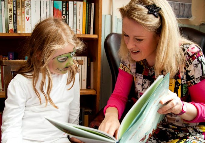 reading. How to Teach Your Child to Read
