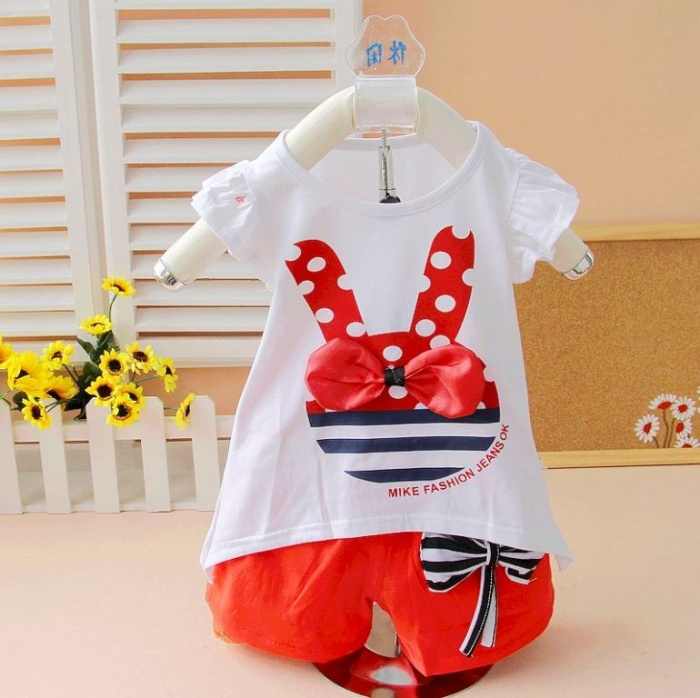 red Top 15 Cutest Baby Clothes for Summer