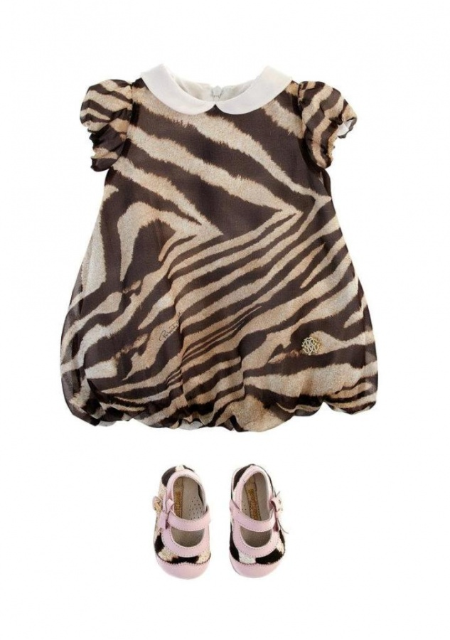 roberto-cavalli-summer-2013 Top 15 Cutest Baby Clothes for Summer