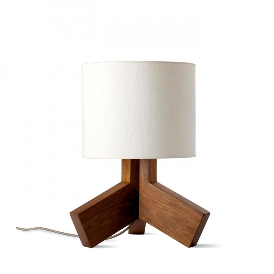 rook_modern_table_lamp Choosing The Perfect Side Lamp For Your Home
