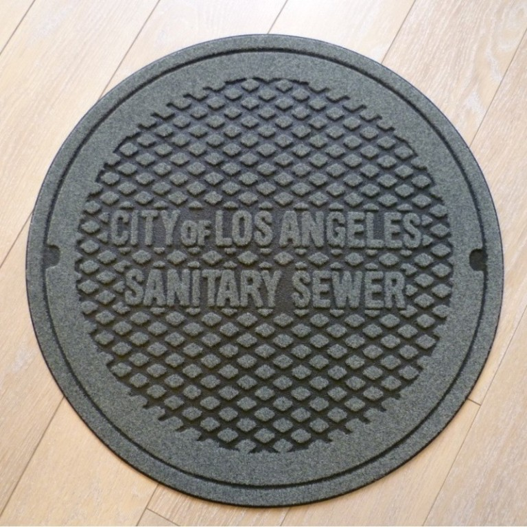 sewage-cover Exotic and Creative Carpet Designs for Your Unique Home