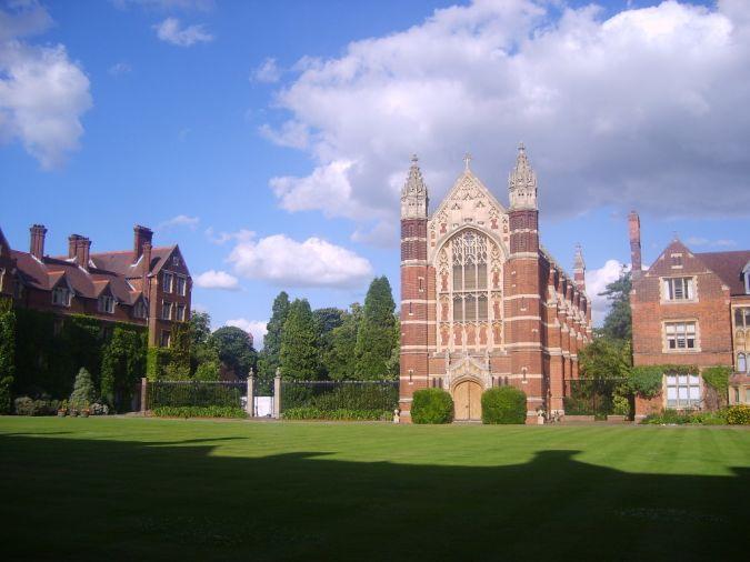 sewyn-college-university-of-cambridge The World's Top 10 Best Universities
